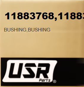 11883768 BUSHING FOR VOLVO