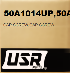 50A1014UP CAP SCREW FOR VOLVO
