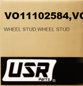 VO11102584 WHEEL STUD FOR VOLVO