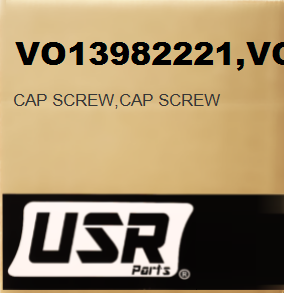 VO13982221 CAP SCREW FOR VOLVO