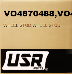 VO4870488 WHEEL STUD FOR VOLVO