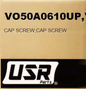 VO50A0610UP CAP SCREW FOR VOLVO