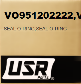 VO951202222 SEAL O-RING FOR VOLVO